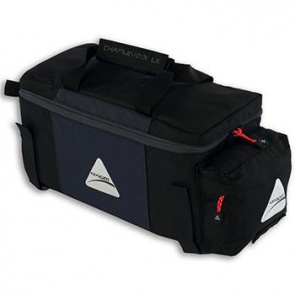 Axiom Charlevoix LX 8 Rack Bag Single Rear Grey Black