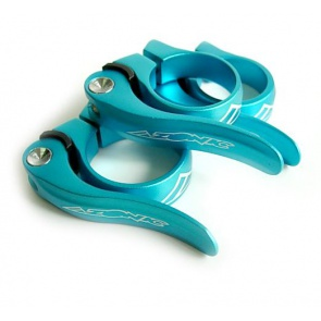 Azonic AZ qr seat clamp bicycle 2sizes Blue