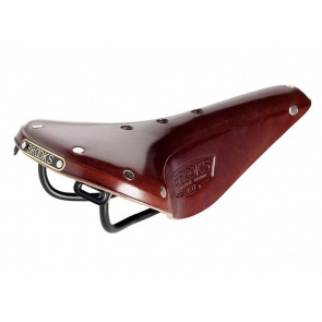 BROOKS B17 NARROW BICYCLE SADDLE CYCLING SEAT BROWN