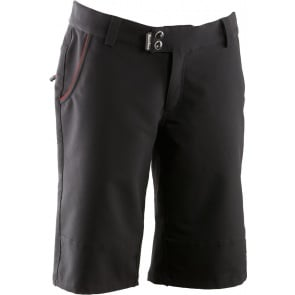 Race face Diy Women Shorts Black
