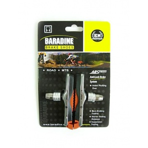 Baradine ABS-01V V-Brake Shoes pads cartridge