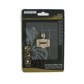 Baradine Avid Elixir Sintered Metal Disc Brake Pads
