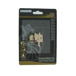 Baradine Avid Juicy Sintered Metal Disc Brake Pads