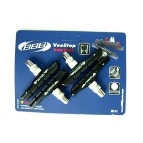 BBB BBS-05 Veestop Brake Shoes set cartridge type