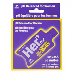 Chamois Butt'r Her' Cream 9ml Pack of 10