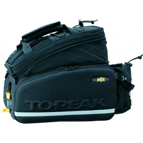 TOPEAK MTX DX CLIP-ON 500CI BAG TRUNK