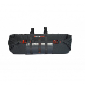 AcePac Bar Roll Handlebar Bag - Grey