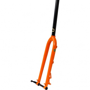 Fork SOMA WOLVERINE Unicrown 15mm thru Disc Orange