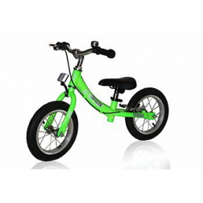 KINDERBIKE LAUFRAD 2015 GREEN