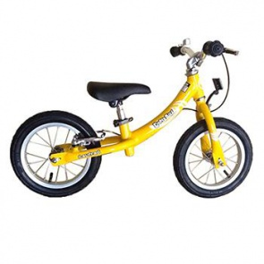 KINDERBIKE LAUFRAD 2015 YELLOW