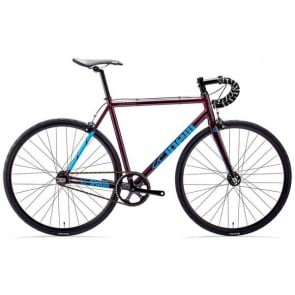 Cinelli Tipo Pista Complete Track Bike - Purple