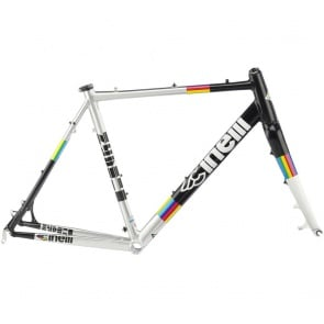 Cinelli Zydeco Cyclocross Frame Rainbow