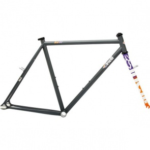 Cinelli Tutto Frame Set Gray