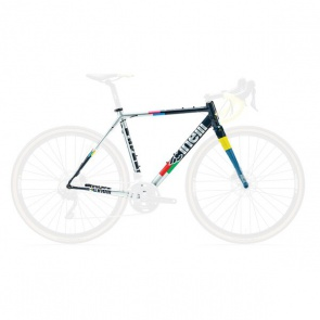 Cinelli Zydeco Framset Chasing After Rainbows 2021