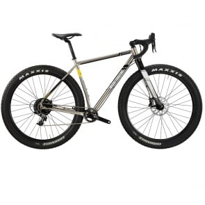 Wilier Jaroon Plus Rival 1x11SP Bike Titan Yellow
