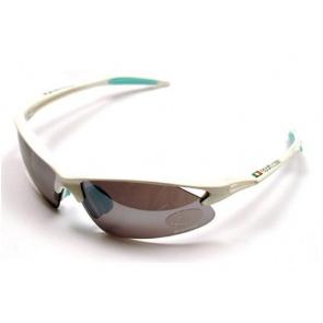 Bianchi cycling aquila optics sunglass goggles white