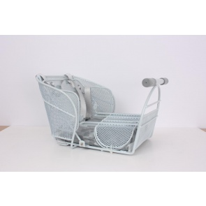 Bicycle Hero Baby Carrier Kid Child Safety Seat Basket