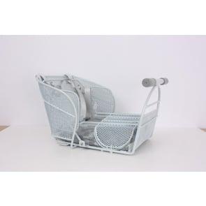 Bicycle Hero Baby Carrier Kid Child Safety Seat Basket