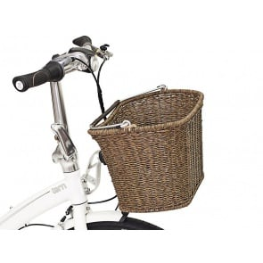 BioLogic HoldAll Basket Bicycle Basket for Luggage Truss