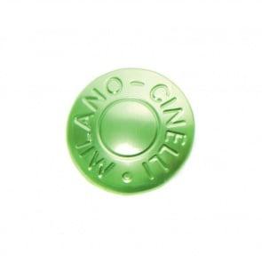 Cinelli Milano Anodized Handlebar Plugs - Green