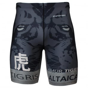 Btoperform Tigris Altaica Full Graphic Compression Shorts FY-324