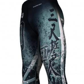SONG OF SWORD [FY-116G] Full graphic compression leggings