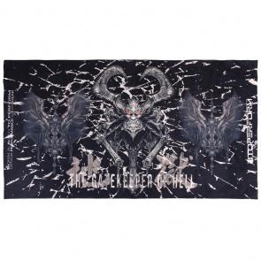 GATEKEEPER OF HELL [ST-101] Super-Absorbent Microfiber Sports Towel