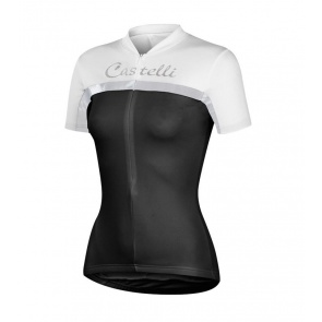 Castelli Promessa Womens Cycling Jersey Short Sleeves