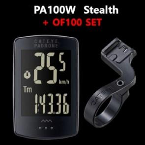 Cateye Stealth PA-100W Wireless Speedometer OF100 Front Bracket