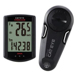 Cateye CC-RD310W Strada Slim Wireless Cycling Computer