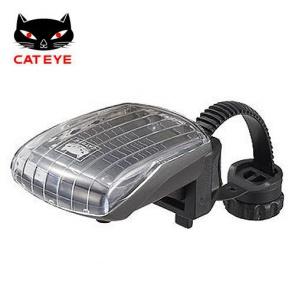 Cateye SL-LD210-F solar front torch led light rechargable