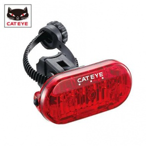 Cateye TL-LD135-R Omni3 360D Rear Safety LED Light