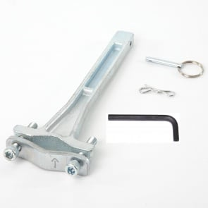 IBERT SAFE-T SEAT EXTRA MOUNTING BAR