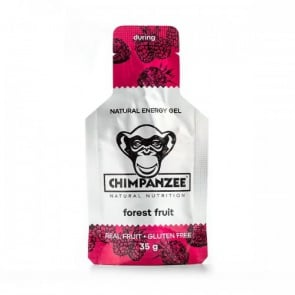 Chimpanzee Forest Fruit Energy Gel (35g × 25pack)