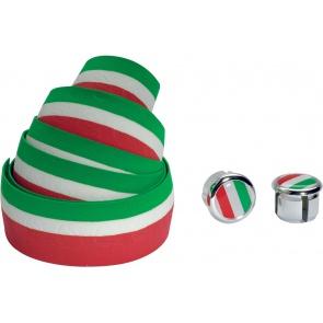 Cinelli Cork Handlebar Tape - Italian Flag