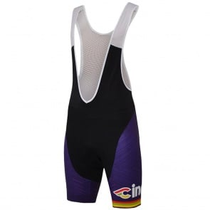 Cinelli Italo 79 Aero Bib Short - Purple