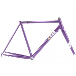 Cinelli Nemo TIG Frameset - Purple Haze