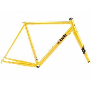 Cinelli Nemo TIG Frameset - Yellow Moon