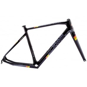 Cinelli Superstar Frameset - Grey