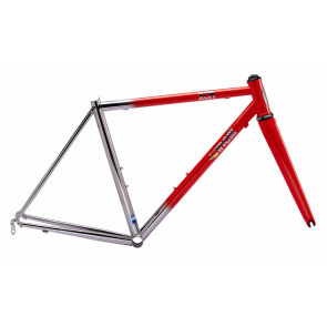 Cinelli XCR Frameset - New Red