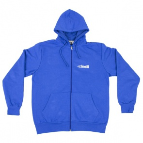 Cinelli Reflective Hoodie Zip Sweatshirt