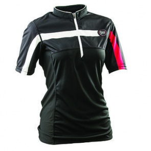 RACE FACE DIY WOMEN'S JERSEY SS BLACK