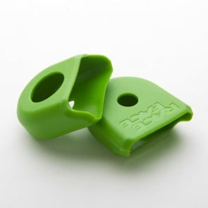 RACE FACE CRANK BOOT PROTECTOR 2pc GREEN