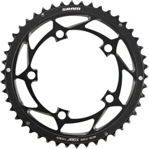 SRAM CHAIN RING X-SYNC 11S 46T 110mm AL6 BLK