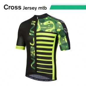 Nalini Cross Cycling Short Jersey MTB 4400M