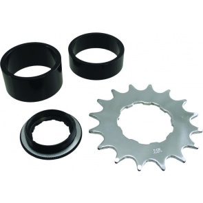 SPACER SINGLE SPEED CONVERSION W/16T COG ACTION