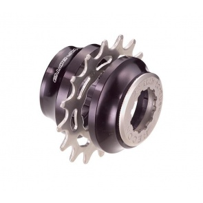 Dabomb 9 to 1 Pro Single Sprocket 16T and 18T Black
