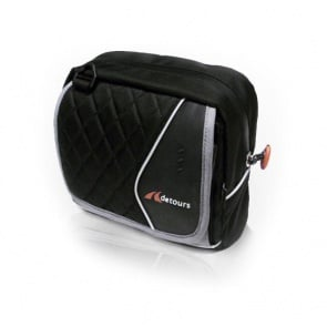 Detours Metro2 Handlebar Bag Inc Mount