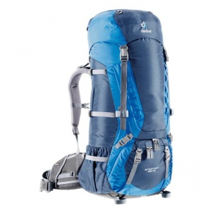 Deuter Aircontact 65L +10 Back Pack 2012 midnight ocean