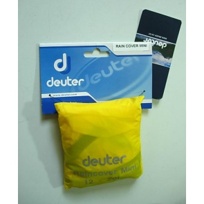 Deuter BackPack Rain Cover Mini Fit for 12L~22L